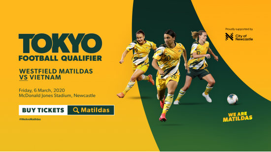 Matildas kick-off time adjusted