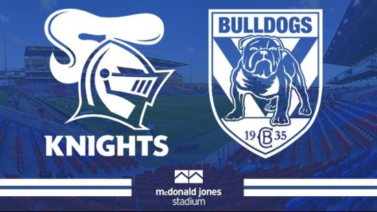 IMPORTANT UPDATE – SYDNEY-BASED MEMBERS – KNIGHTS V BULLDOGS